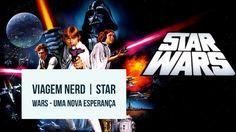 Tem série nova que eu já estou adorando fazer lá no Salada de Cinema! Todo mês, Igor e eu vamos conversar sobre um filme nerd clássico. Uma chance ótima de rever grandes filmes. E nada melhor do que começar com Star Wars: Uma Nova Esperança! Clássico!