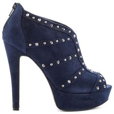Chic - Dk Blue Fabric by G by Guess