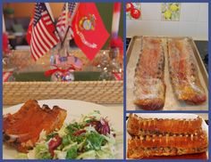 Happy Fourth of July U.S.A.! I tried a new method to make slow roasted pork ribs and was very satisfied with the ease of the m...