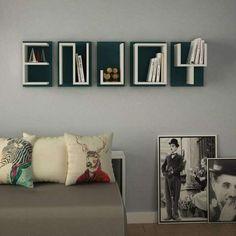 Enjoy shelf
