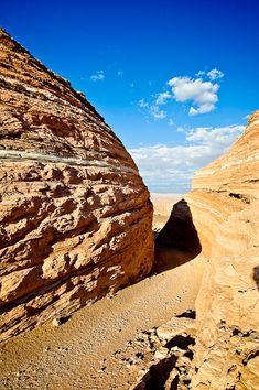 Valle de la Muerte. Desierto de Atacama.