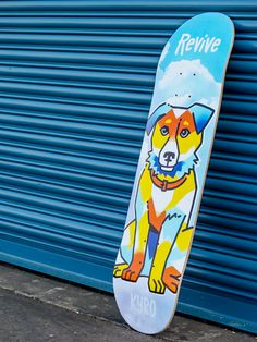 You've been asking, and we've finally decided to answer! Braille is officially selling Revive decks! High quality material and great for any skateboarder no matter their skill level. We believe that high quality equipment is easier to learn on. Complete Skateboards, Skateboarding, Spirit Animal, Hard Rock, Decks, Surfboard, Sports, Animals, Hs Sports