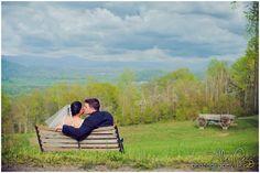 Heather & Kevin - Wedding at Lydia Mountain Lodge, Stanardsville VA