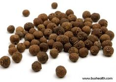 Allspice As Anti-inflammatory and Against E.coli!