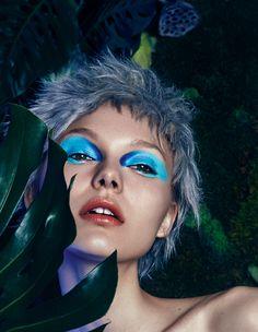 Exquisitely Exotic Makeup Styles1.19