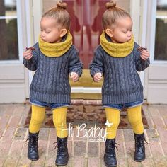 Kids fashion -looks like a little Ashley ; Toddler Girl Style, Toddler Fashion, Fall Toddler Outfits, Toddler Fall Outfits Girl, Fashion Kids, Baby Girl Fall Clothes, Black Toddler Girl Hairstyles, Stylish Toddler Girl, Children Outfits
