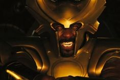 Heimdall played Idris Elba