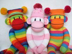 sock monkeys - Google Search