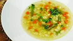 """This is """"Blesková polévka s vaječnou jíškou"""" by Toprecepty on Vimeo, the home for high quality videos and the people who love… Risotto, Ethnic Recipes, Food, Czech Recipes, Meal, Essen, Hoods, Meals, Eten"""