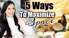 How To Maximize Space In A Small Room