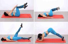 Prueba este circuito de elevaciones de piernas, cadera y planchas para darle más fuerza a tu abdomen. Deberás combinar este entrenamiento con una dieta saludable y ejercicios de cardio y tonificación general para conseguir tu objetivo: un vientre definido y fuerte. Rutina exclusiva de Depor