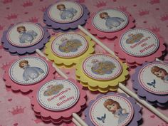 Princess Sofia the First Personalized by serenaspartyboutique, $10.00
