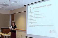 DAR offers free online genealogy research tools