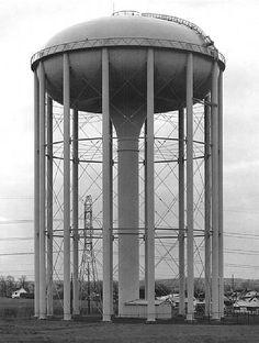 WATER TOWER, MILWAUKEE, WISCONSIN, USA 1978