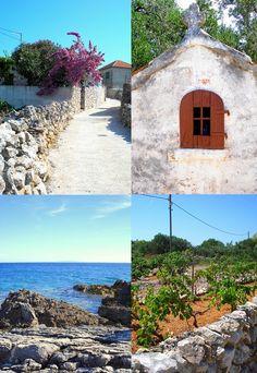 Drvenik Mali, island, Dalmatia
