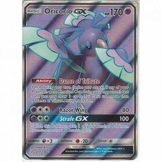 Oricorio GX 95//236 Cosmic Eclipse Ultra Rare