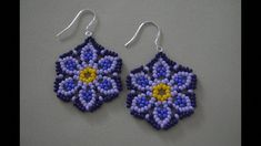 🌸 Earrings in the technique of Huichol. Master Class 🌸 Earrings in the technique of Huichol. Beaded Earrings Patterns, Beading Patterns Free, Bead Loom Patterns, Weaving Patterns, Mosaic Patterns, Knitting Patterns, Color Patterns, Embroidery Patterns, Seed Bead Jewelry
