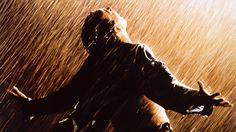 The Shawshank Redemption (1994-09-14) Framed in the 1940s for the double murder of his wife and her lover, upstanding banker Andy Dufresne begins a new life at the Shawshank prison, where he puts his accounting skills to work for an amoral warden. During his long stretch in prison, Dufresne comes to be admired by the other inmates -- including an older prisoner named Red -- for his integrity and unquenchable sense of hope.