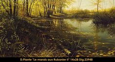 Original acrylic painting on canevas by Daniel Plante #danielplante #art #fineart #figurativeart #artist #canadianartist #quebecartist #lake #landscape #hyperrealism #originalpainting #acrylicpainting #balcondart #multiartltee