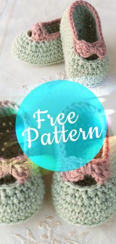 10 Free Baby Booties Crochet - Crafts Ideas Design
