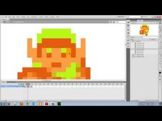 Create a Basic RPG Game in Flash AS3 Part 1 - YouTube