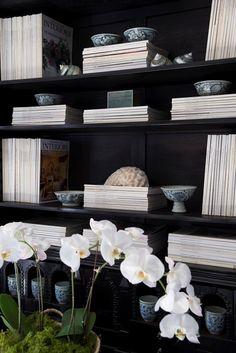 Fabulous Room Friday | La Dolce Vita | Cameron Kimber Blue and White Bedroom