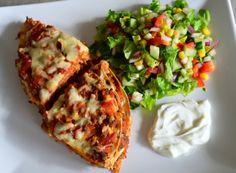 Taco-tårn som lunsj eller middag