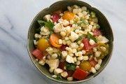Caprese Corn Salad (photo)