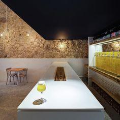 Galería de Bar de Cervezas de Fietje / Bertrand Guillon Architecture - 2