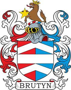 Brutyn Coat of Arms
