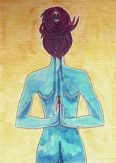 Por que não desligar tudo e fazer uma hora de ioga?