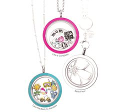 Changeable face lockets