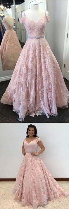 Sexy Lace Spaghetti Straps  Prom Dresses,Long Prom Dresses,Cheap Prom Dresses,