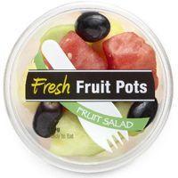 Fresh Cuts Fruit Salad Pots