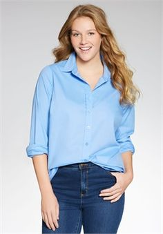 Plus Size The Perfect Bigshirt