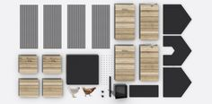 studio segers enables city farming with daily needs unit - designboom | architecture & design magazine