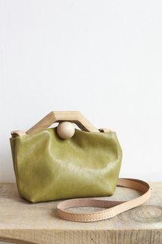 Eatable of Many Orders Tin Bag Plus in Green   Oroboro Store