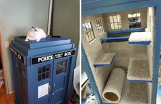 The Operacats: A Doctor Who fan you say? Here's something for you! (And your cat!)