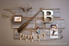 Fawn Over Baby: Vintage Hunting Nursery Designed By Ashley from This Country Fried Life