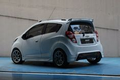 Chevy Spark Wing #ChevySpark Chevrolet Spark 2009, Chevrolet Cruze, Spark Gt, Bens Car, Smart Roadster, Jdm, Transformers Cars, Luxury Cars, Cars Motorcycles