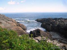 Marginal Way -  Ogunquit Maine  #newengland  http://moomettesmagnificents.com/blog/last-shot-at-summer-before-leaf-peeping-season-maine-vacationland/