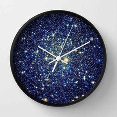 Galaxy clocks work too.