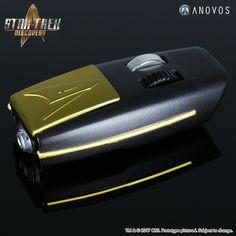 Star Trek Discovery Starfleet Phaser Pistol Interactive Prop Replica