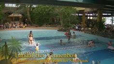 'Wellenbad im Landal Het Vennenbos' aus dem Reiseblog 'Wie schneidet der Landal Het Vennenbos Ferienpark gegenüber CenterParcs ab?'