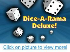Dice-A-Rama Deluxe [Download] Mac Games, Video Game Reviews, Game Calls, Buy Dice, Poker, Usb Flash Drive, Two By Two, Coding