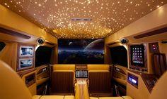 Pansret og luksuriøs Cadillac Escalade