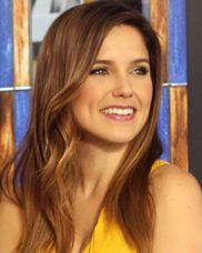 Sophia Bush is one of my top actresses ever. Stayin' classy and beautiful.