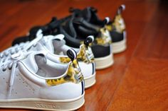 best website f030b 50df4 Adidas Stan Smith par Kazuki x Jam Home Made