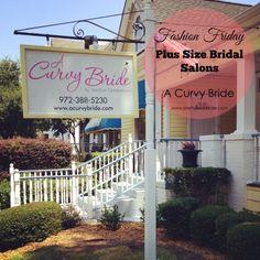 "#plussizebride #curvybrides {Plus Size Bridal Salon} ""A Curvy Bride"" in Texas | Pretty Pear Bride | http://prettypearbride.com/plus-size-bridal-salon-a-curvy-bride-in-texas/"