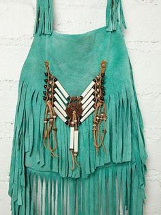 FRINGE is IN (24 photos)